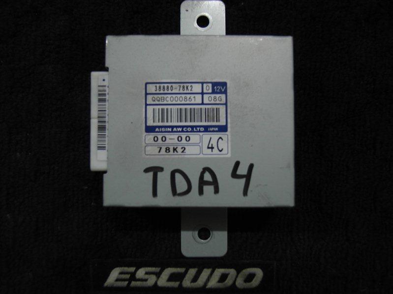 Электронный блок Suzuki Escudo/grand Vitara TDA4 J24B 2008
