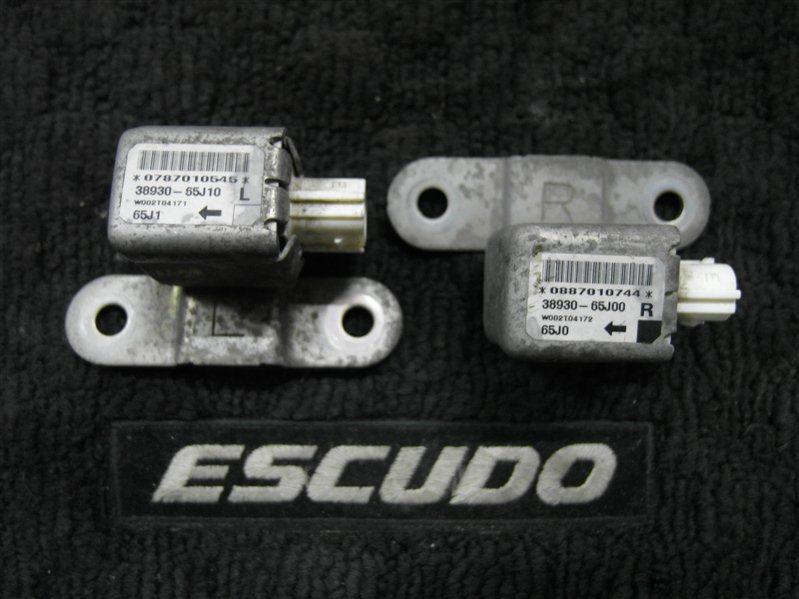 Датчик airbag Suzuki Escudo/grand Vitara TDA4 J24B 2008
