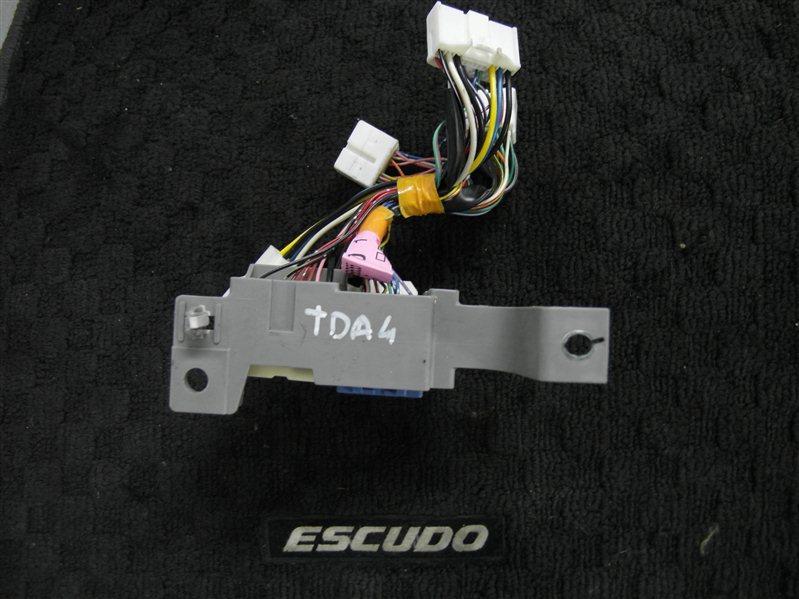 Блок предохранителей Suzuki Escudo/grand Vitara TDA4 J24B 2008