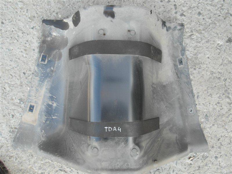 Защита топливного бака Suzuki Escudo/grand Vitara TDA4 J24B 2008