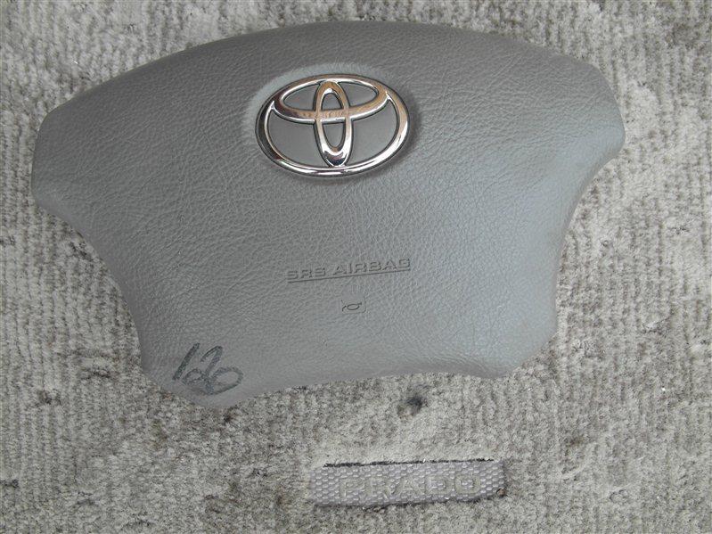 Airbag на руль Toyota Land Cruiser Prado VZJ120 5VZ-FE 2003