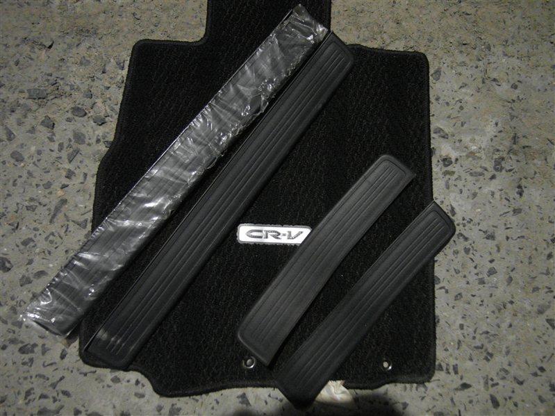 Накладка на порог Honda Cr-V RE4 K24A 2008