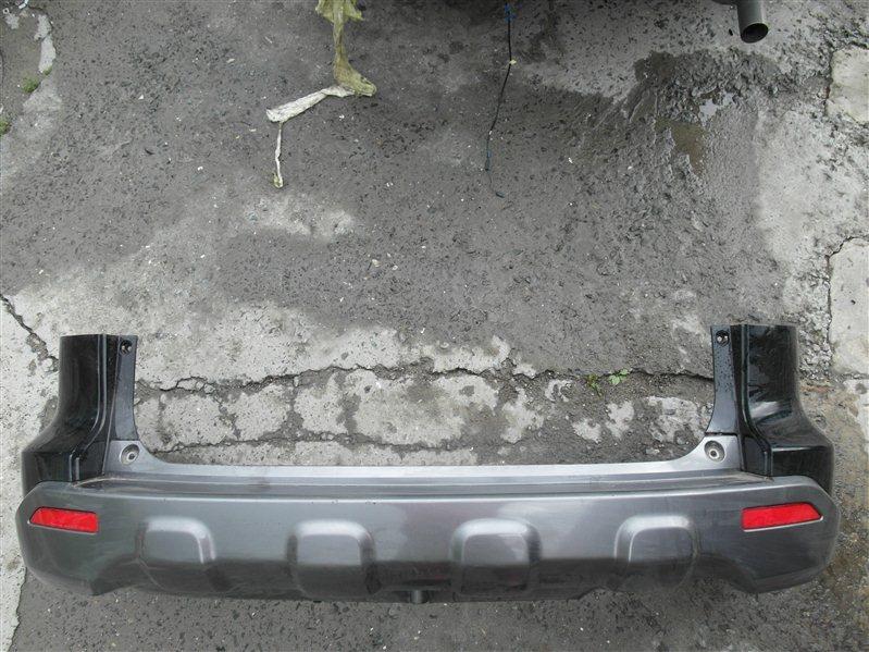 Бампер Honda Cr-V RE4 K24A 2008 задний