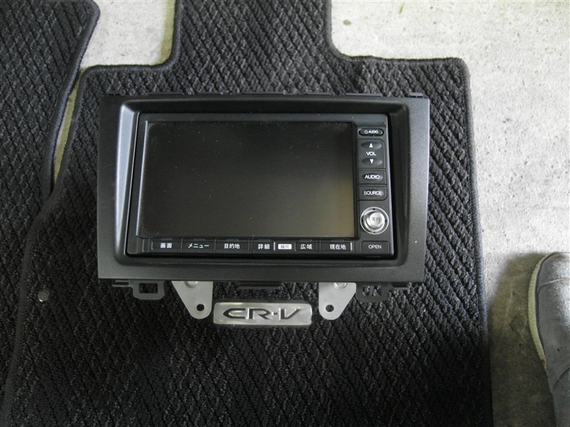 Магнитола Honda Cr-V RE4 K24A 2008
