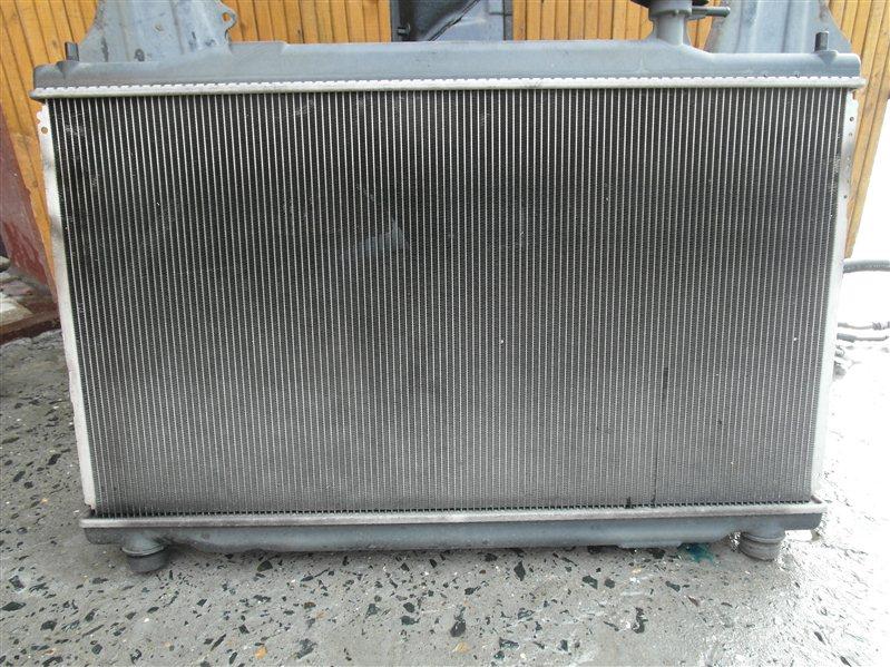 Радиатор основной Honda Cr-V RE4 K24A 2008