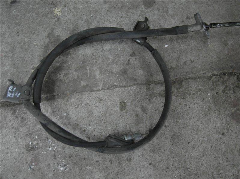Тросик ручника Honda Cr-V RE4 K24A 2008 задний левый