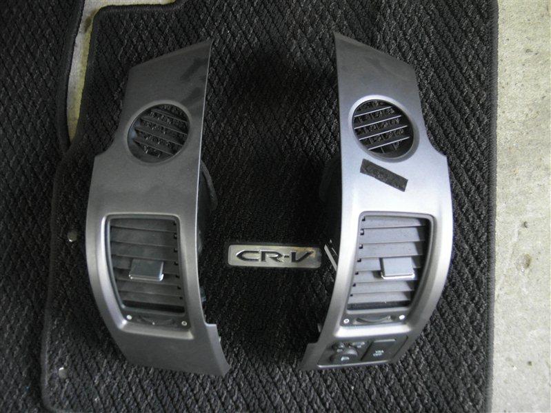 Воздуховод Honda Cr-V RE4 K24A 2008