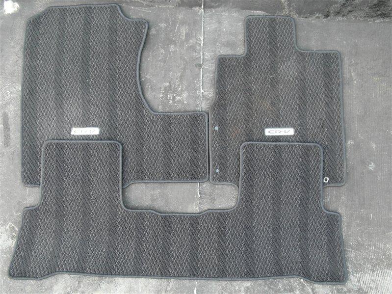 Коврики комплект Honda Cr-V RE4 K24A 2008