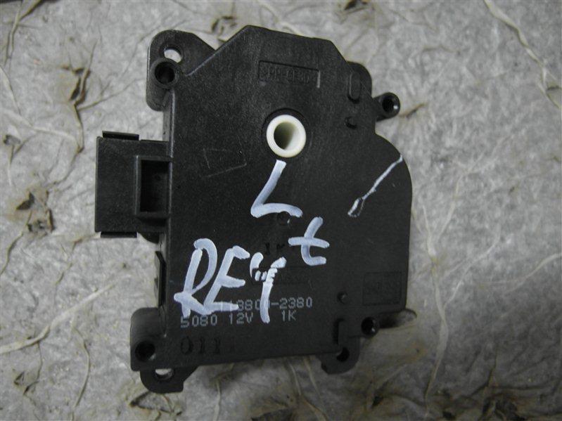 Сервопривод заслонок печки Honda Cr-V RE4 K24A 2008