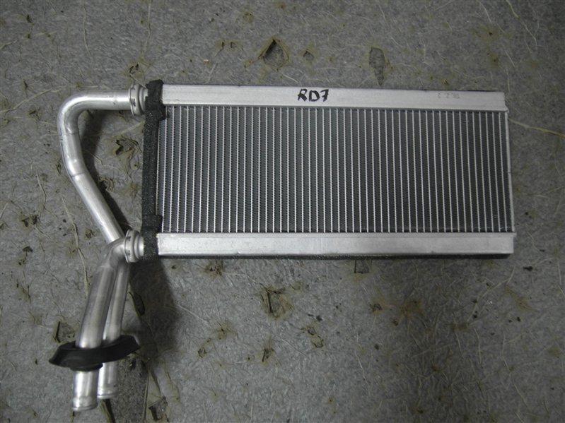 Радиатор отопителя Honda Cr-V RD7 K24A 2006