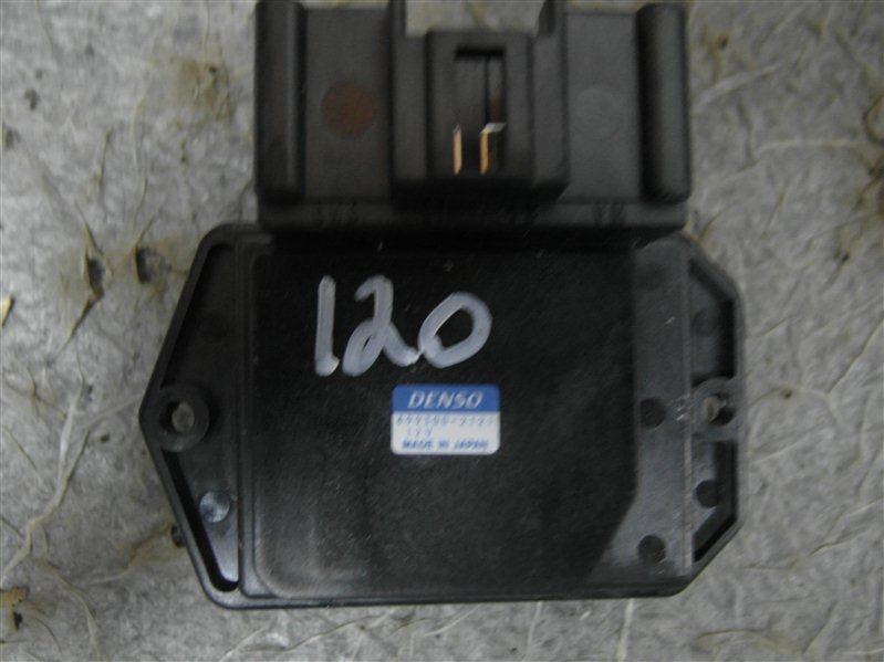 Резистор Toyota Land Cruiser Prado VZJ120 5VZ-FE 2003