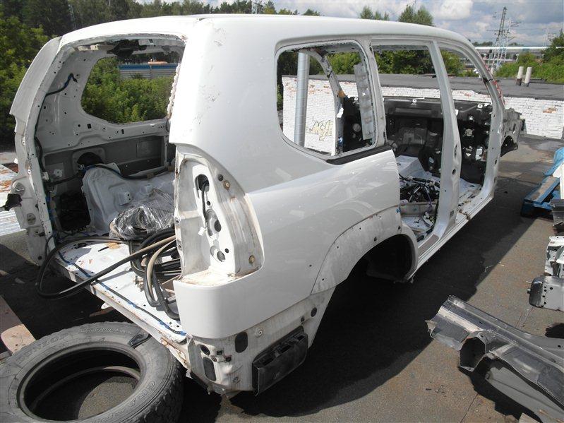 Крыло Toyota Land Cruiser Prado VZJ120 5VZ-FE 2003 заднее правое