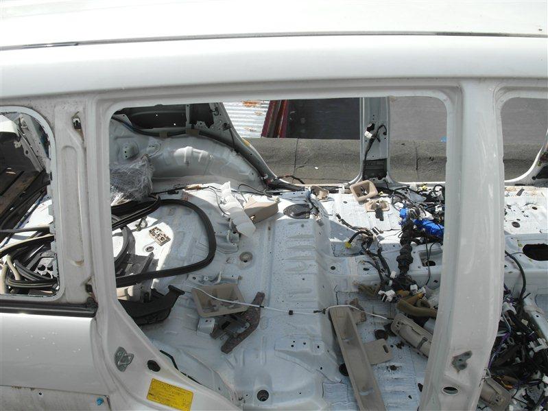 Стойка кузова средняя Toyota Land Cruiser Prado VZJ120 5VZ-FE 2003 правая