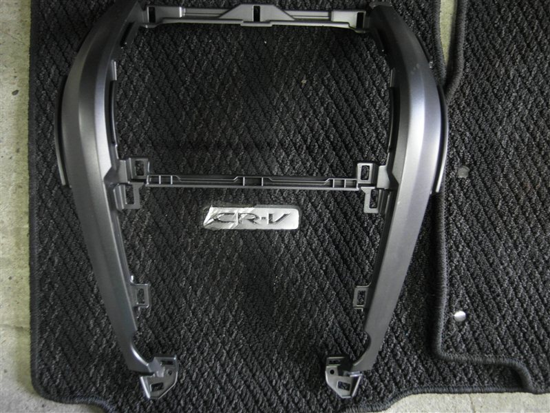 Накладка на торпеду Honda Cr-V RE4 K24A 2008