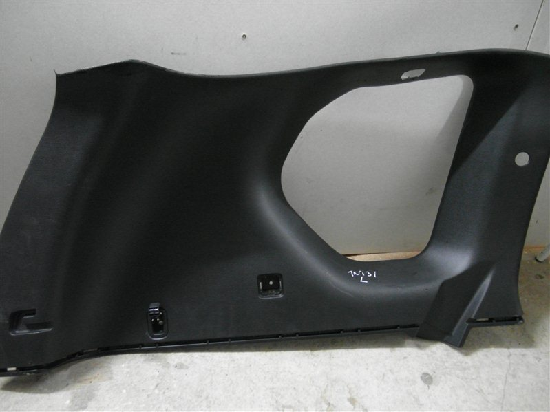 Обшивка багажника Nissan X-Trail TNT31 QR25DE 2007 левая