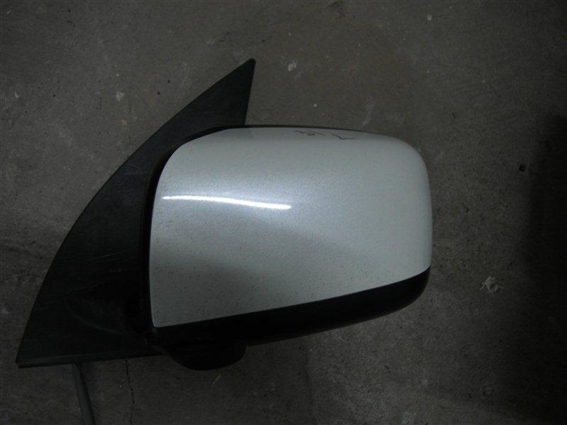 Зеркало Nissan X-Trail TNT31 QR25DE 2007 левое