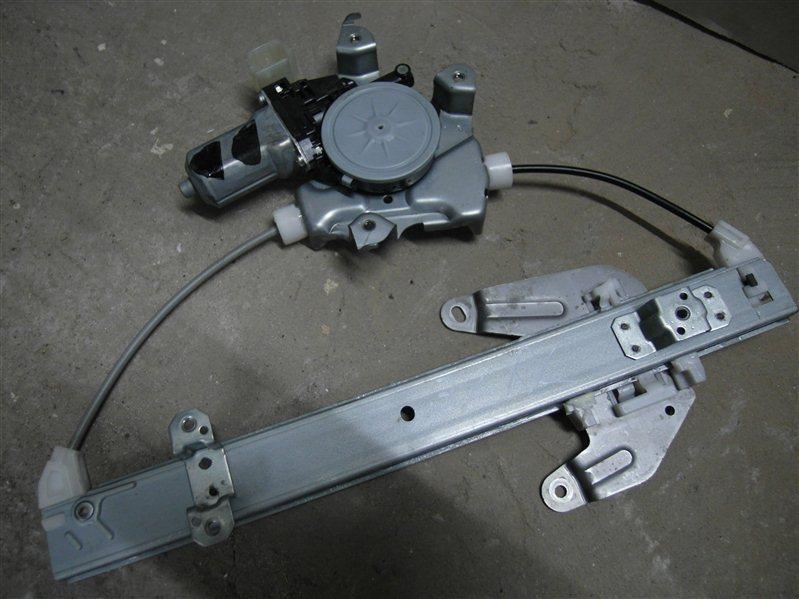 Стеклоподъемник Nissan X-Trail TNT31 QR25DE 2007 задний левый
