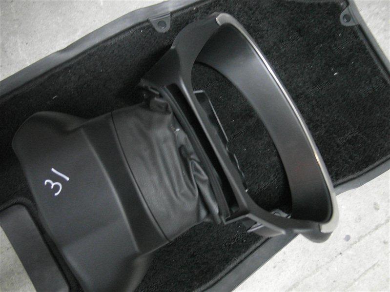 Накладка на торпеду Nissan X-Trail TNT31 QR25DE 2007