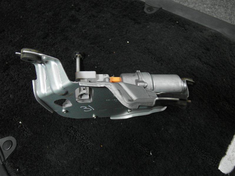 Мотор стеклоочистителя Nissan X-Trail TNT31 QR25DE 2007