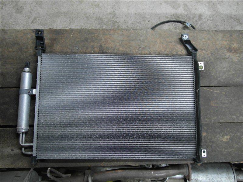 Радиатор кондиционера Nissan X-Trail TNT31 QR25DE 2007