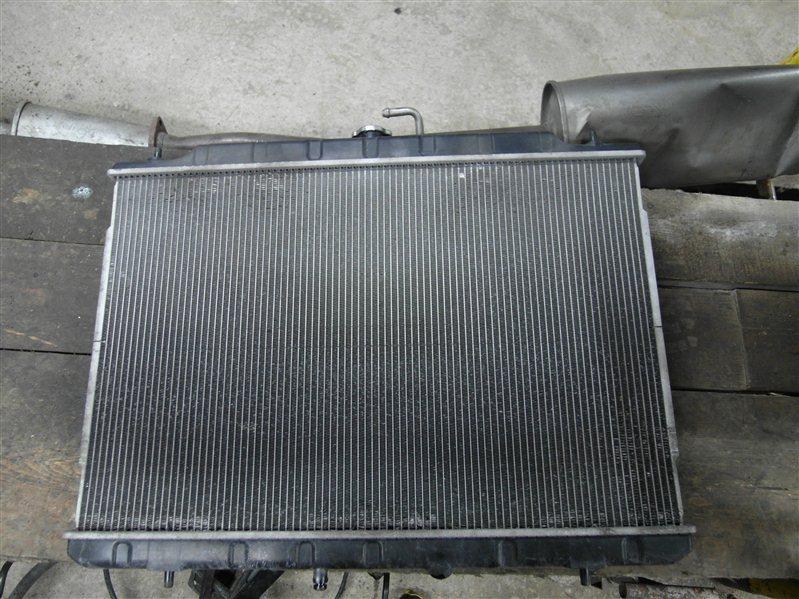 Радиатор основной Nissan X-Trail TNT31 QR25DE 2007