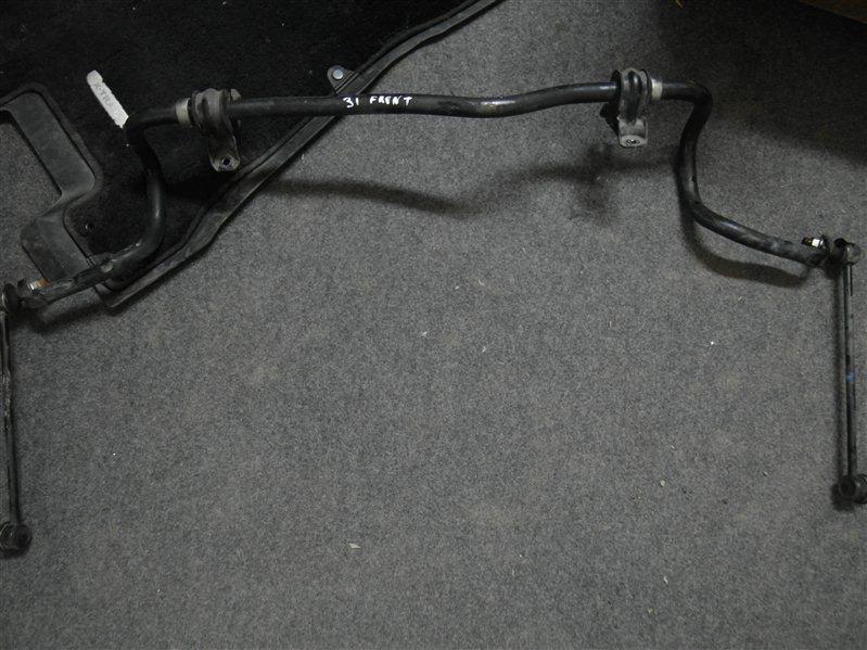 Стабилизатор Nissan X-Trail TNT31 QR25DE 2007 передний
