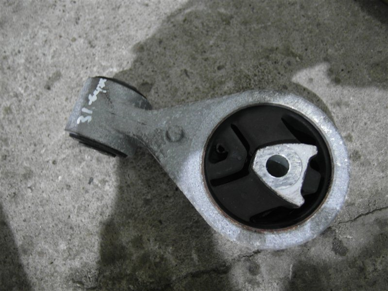 Подушка двигателя Nissan X-Trail TNT31 QR25DE 2007 правая верхняя
