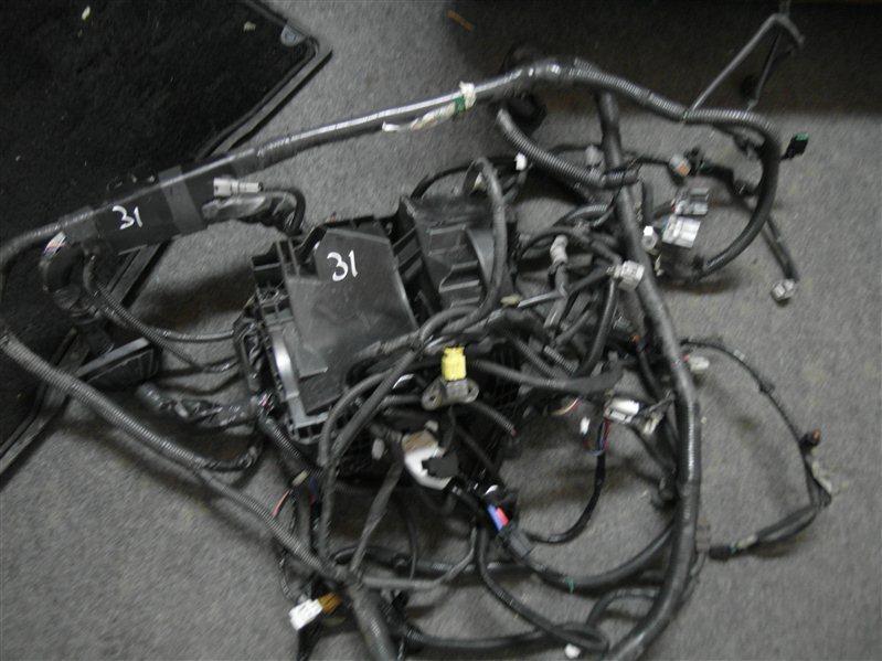 Электропроводка Nissan X-Trail TNT31 QR25DE 2007