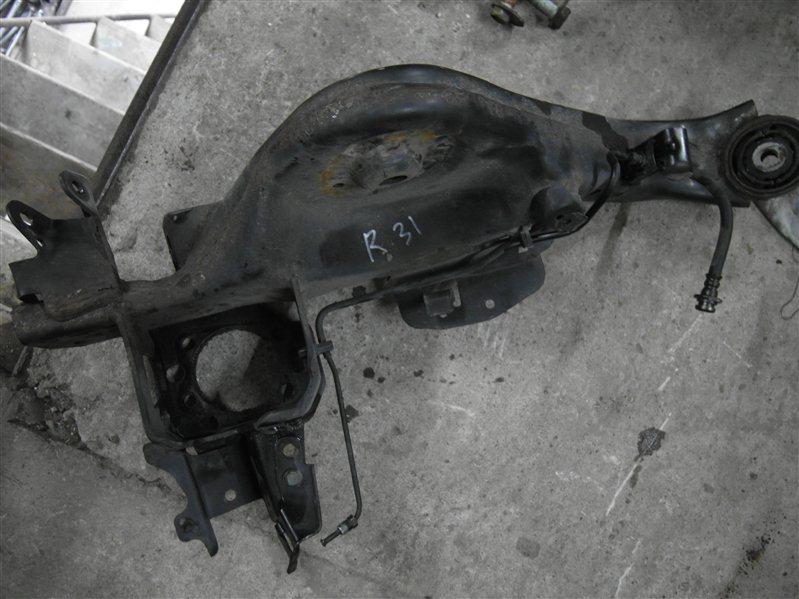 Рычаг поперечный Nissan X-Trail TNT31 QR25DE 2007 задний правый