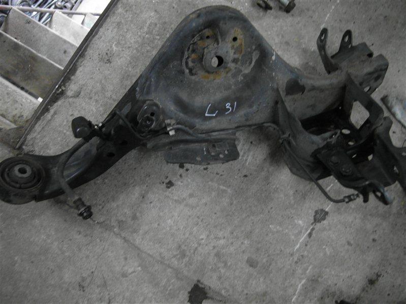 Рычаг поперечный Nissan X-Trail TNT31 QR25DE 2007 задний левый