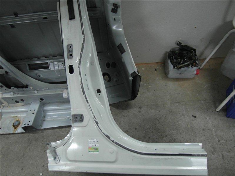 Стойка кузова средняя Nissan X-Trail TNT31 QR25DE 2007