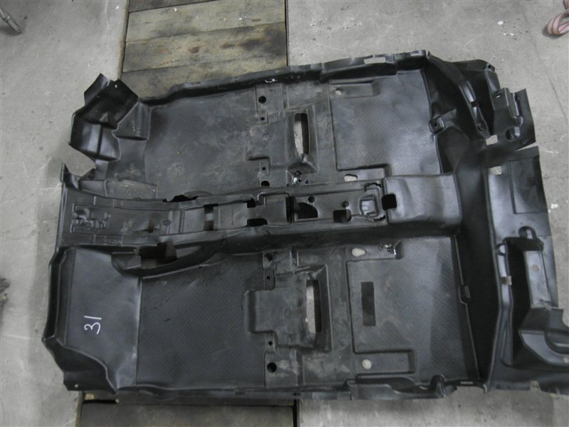 Ковер пола Nissan X-Trail TNT31 QR25DE 2007