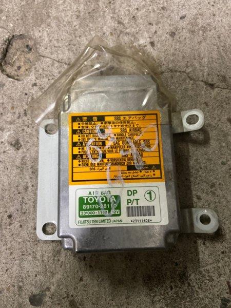 Блок управления airbag Toyota Town Ace Noah CR50 3CTE 1998