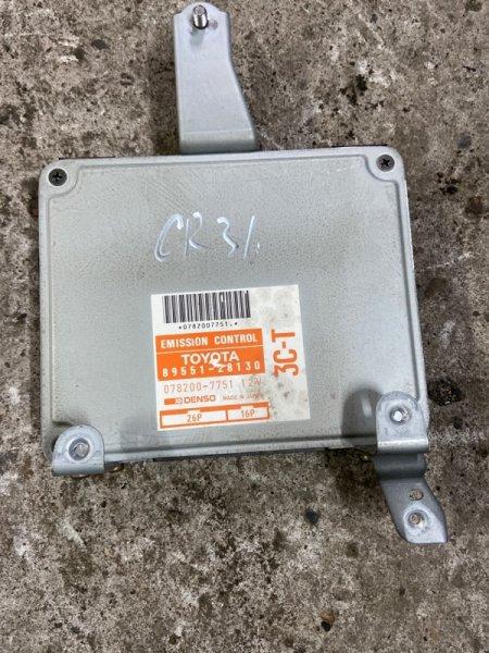 Блок управления двс Toyota Lite Ace CR31 3CT 1996