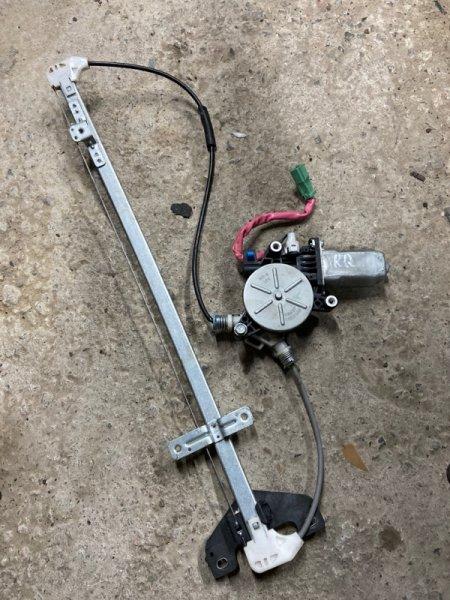 Стеклоподъемник Honda Crv RD7 задний правый