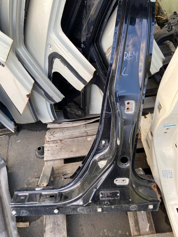 Стойка кузова средняя Honda Cr-V RE4 K24A 2008 левая