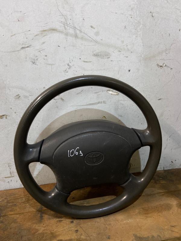 Руль Toyota Hiace KZH106W 1KZ-TE 1995