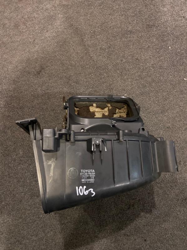 Корпус моторчика печки Toyota Hiace KZH106W 1KZ-TE 1995