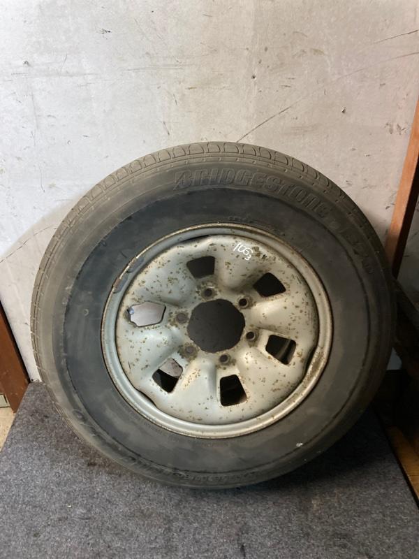 Запасное колесо Toyota Hiace KZH106W 1KZ-TE 1995
