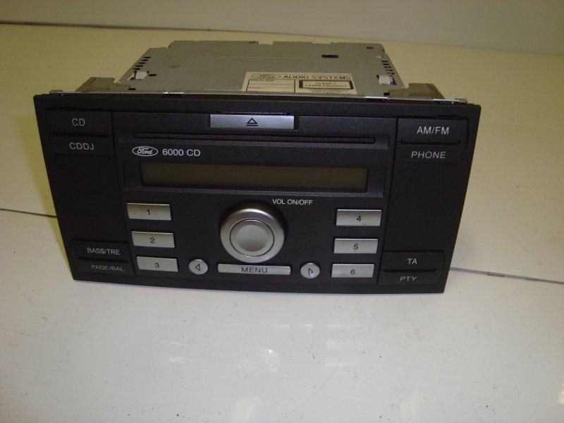 Магнитола Ford Focus 2 HXDA 2005 (б/у)