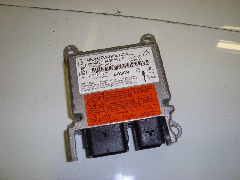 Блок управления аирбаг Ford Focus 2 HXDA 2005 (б/у)