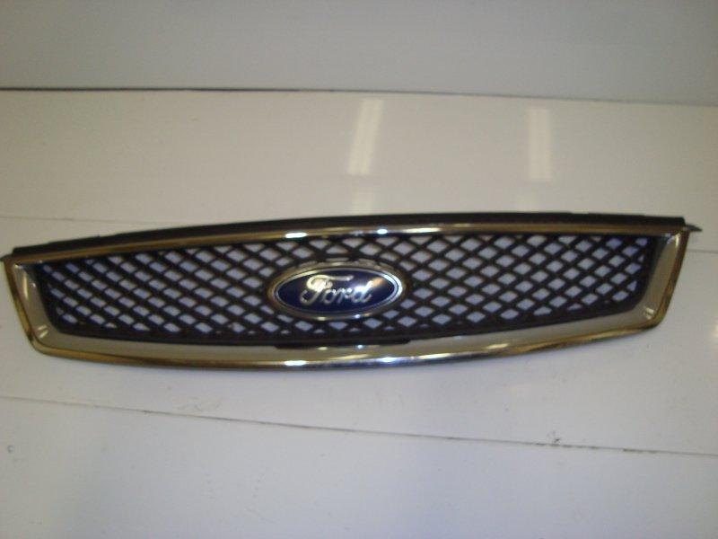 Решетка радиатора Ford Focus 2 HXDA 2005 (б/у)