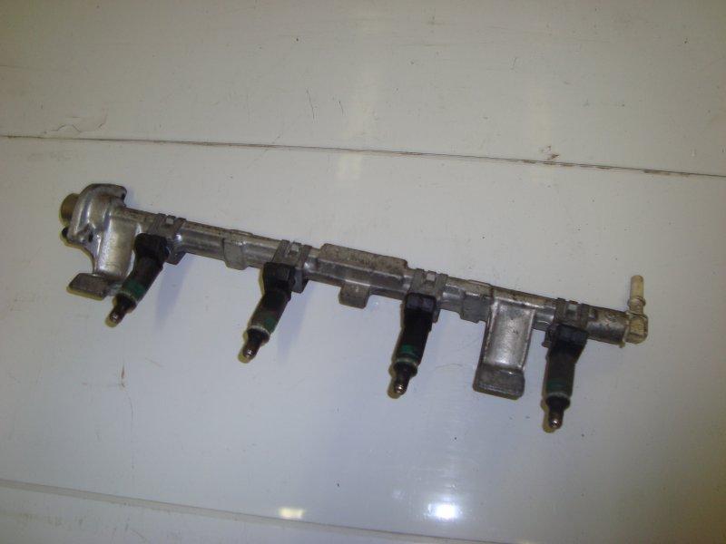 Топливная рампа Ford Focus 2 HXDA 2005 (б/у)