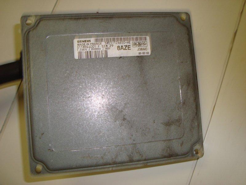 Блок управления двигателем Ford Focus 2 HXDA 2005 (б/у)