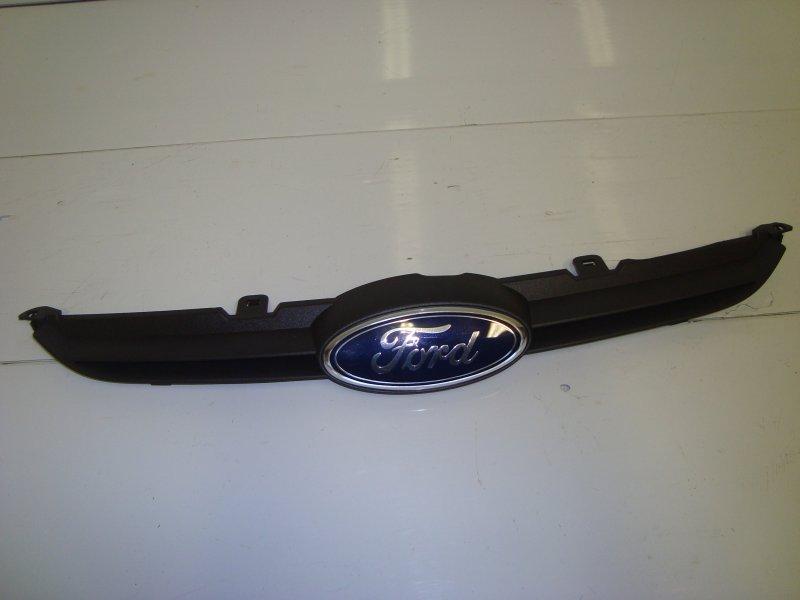 Решетка радиатора Ford Fiesta CB1 1.6 2009 передняя верхняя