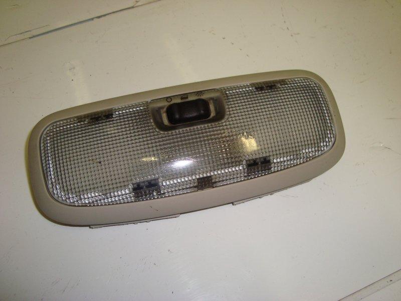 Плафон задний с рамкой Ford Focus 2 AODA 2007 (б/у)