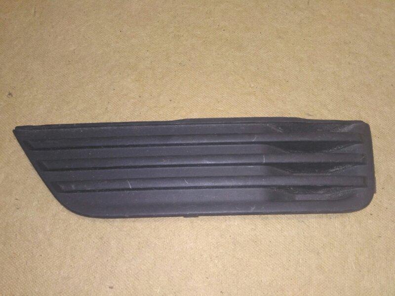 Заглушка бампера Ford Focus 2 CB4 1.8 2005 передняя левая (б/у)
