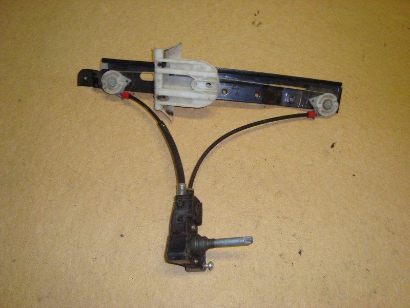 Стеклоподъемник Ford Mondeo 4 BD 1.6 2009 задний правый (б/у)