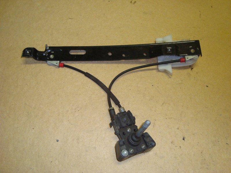 Стеклоподъемник Ford Mondeo 4 BD 1.6 2009 задний левый (б/у)