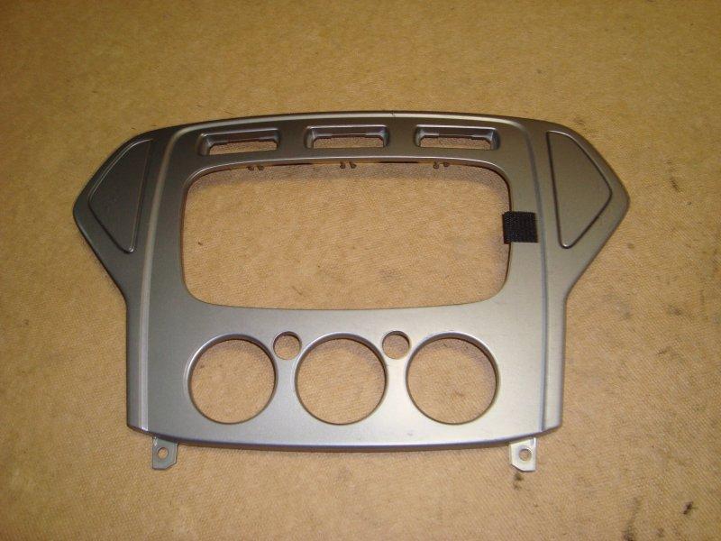 Рамка магнитолы Ford Mondeo 4 BD 1.6 2007 (б/у)